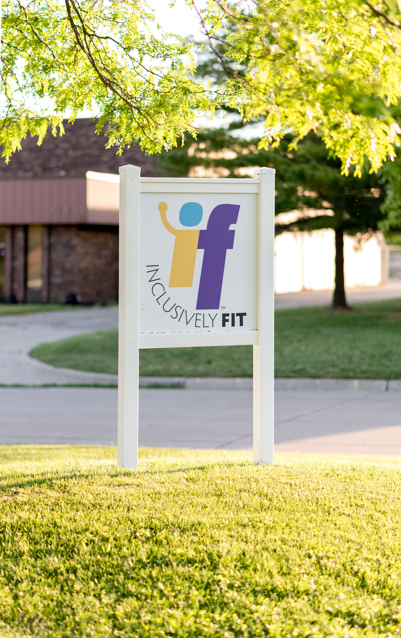 Image of Inclusively Fit sign